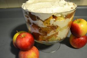 Apple Pie Trifle