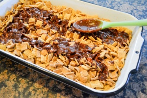 S'mores Chex Mix-7