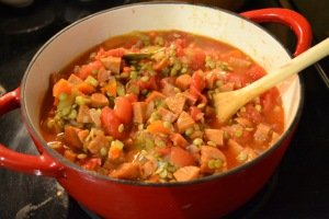 sausage and lentil soup_05