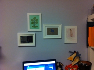 hang up pictures