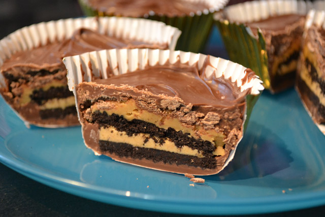 Oreo Peanut Butter Cups