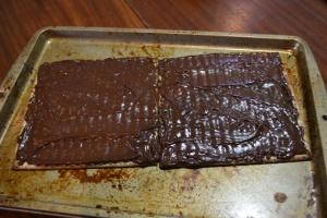 German's Chocolate Cake Matzo Bark_01