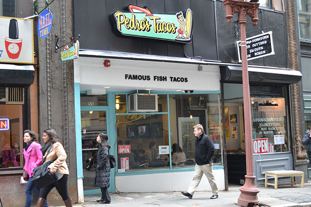 pedro's tacos
