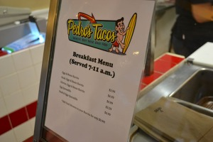 pedro's tacos_breakfast menu