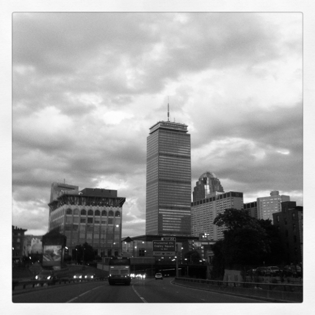 Pru from Boston Turn Pike East