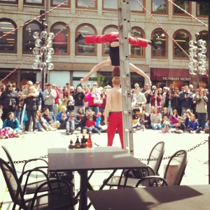 Faneuil Hall Performers