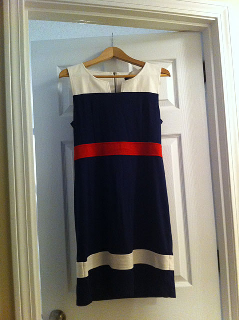 Stitch Fix_April 2_Color Block Dress