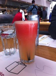 wagamama melon juice