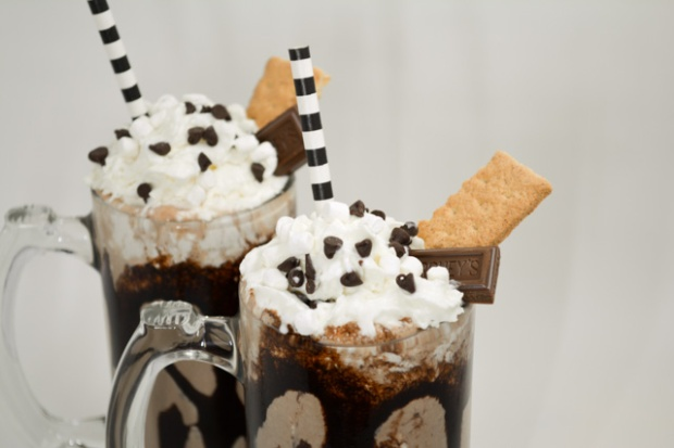S'mores Milkshake-1