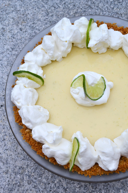 Key Lime Pie | I am a Honey Bee