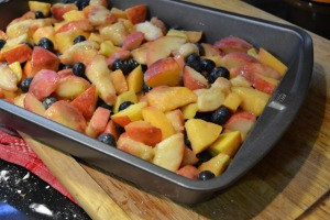 Peach and Blueberry Cobbler_05