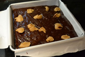 Reese's Peanut Butter Brownies_10