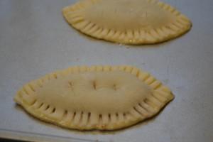 Chocolate Football Hand Pies-5