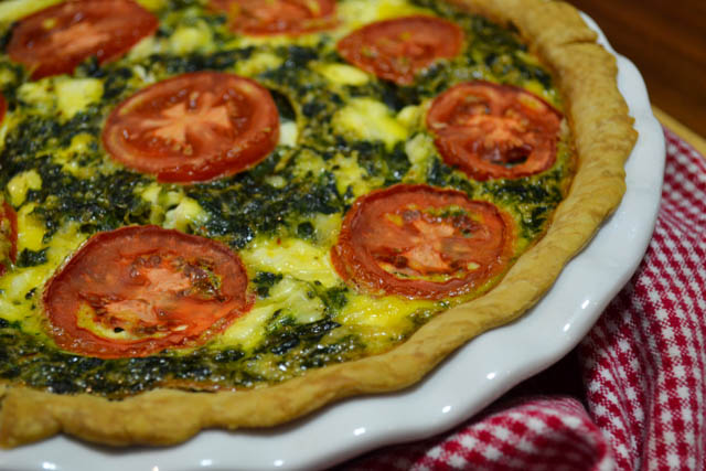 Greek Quiche-2
