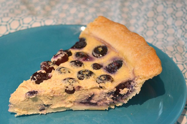 blueberry pudding pie_01