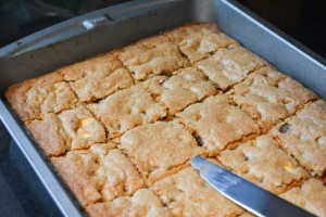 Chocolate Chip Cookie Bars-9