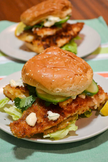 Crispy Asian Fish Sandwiches-1