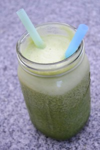 Champions Green Detox Smoothie