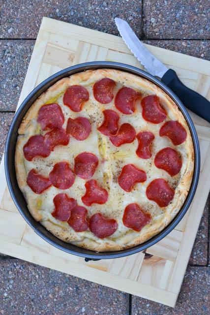 Supreme Pizza Pot Pie-2