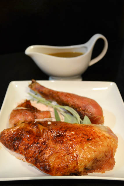 Turkey with a Brown-Sugar Glaze – I am a Honey Bee