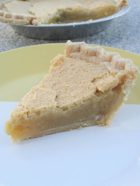 Brown Sugar Chess Pie-1