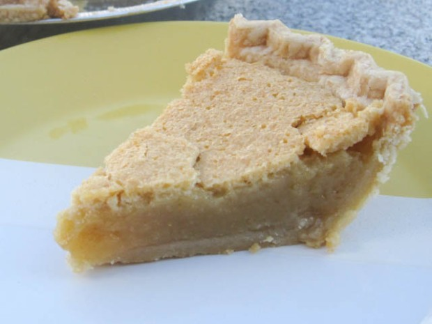 Brown Sugar Chess Pie-2