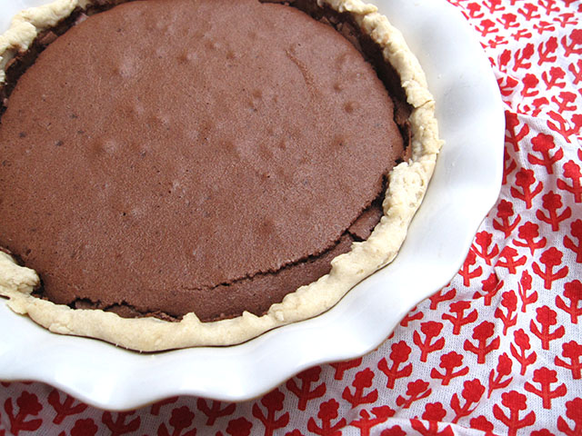 Chocolate Chess Pie_01