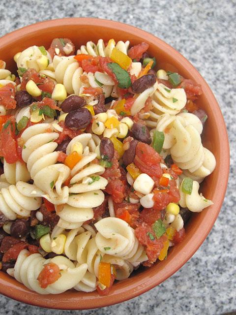 Fiesta Pasta Salad