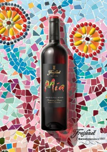Mia Red mosaic_beauty