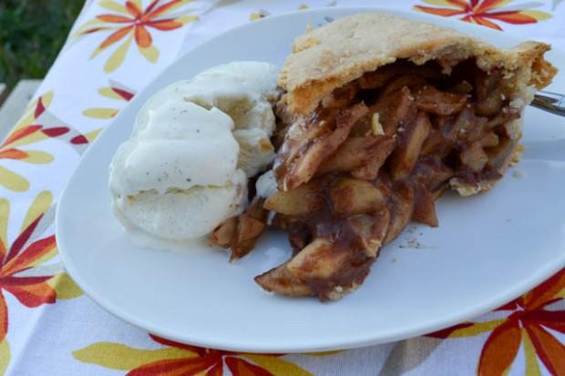 Deep Dish Apple Pie-5