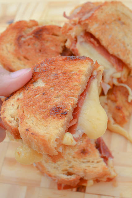 Figgy Piggy Grilled Cheese-3