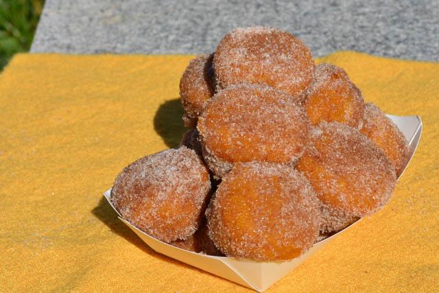 Mini Pumpkin Mini Muffins-2