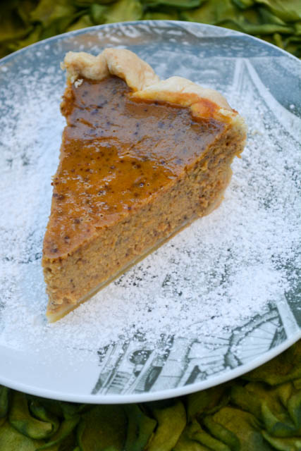 Classic Pumpkin Pie – I am a Honey Bee