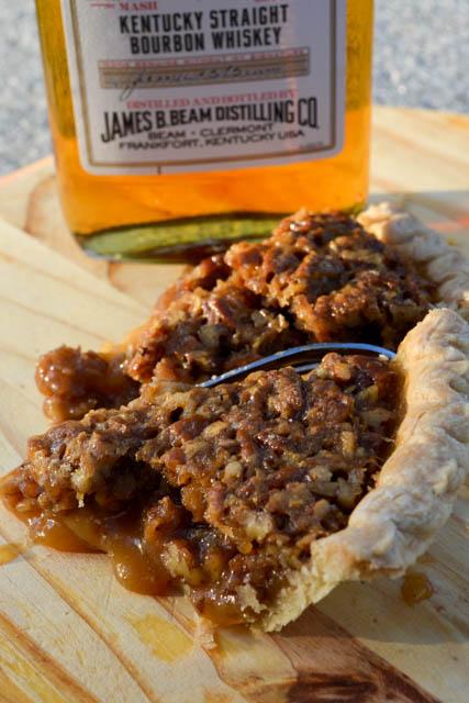 Bourbon Pecan Pie-04