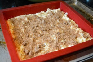 Quick Apple Cinnamon Cake Bars-10