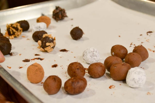 Boston Chocolate Making Class