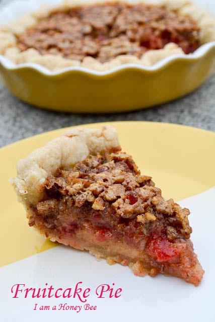Fruit Cake Pie-1