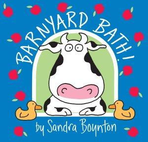 barnyard bath book