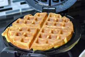 Birthday Cake Waffles-9
