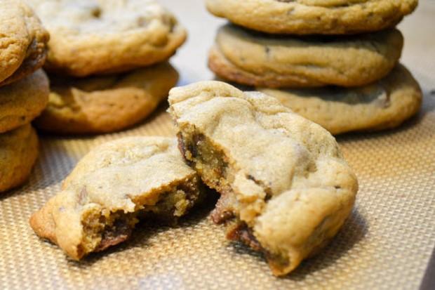 Orange Chocolate Chip Cookies-4