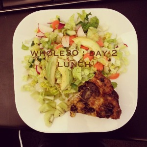 Whole 30_2 lunch