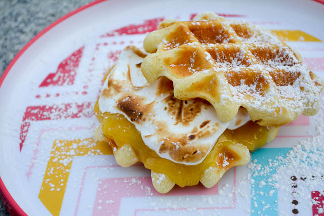 Lemon Meringue Pie Waffles-1