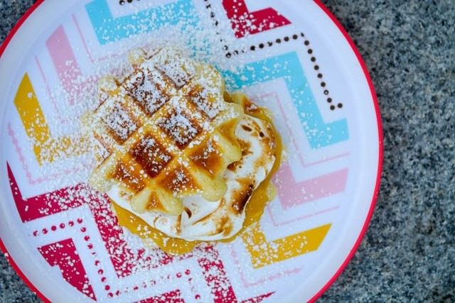 Lemon Meringue Pie Waffles-4