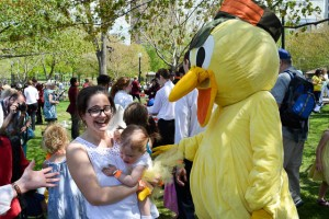 Make Way for Ducklings Parade 2015-16