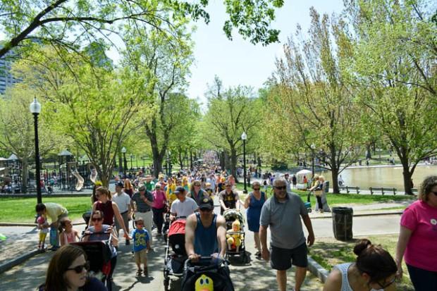 Make Way for Ducklings Parade 2015-21