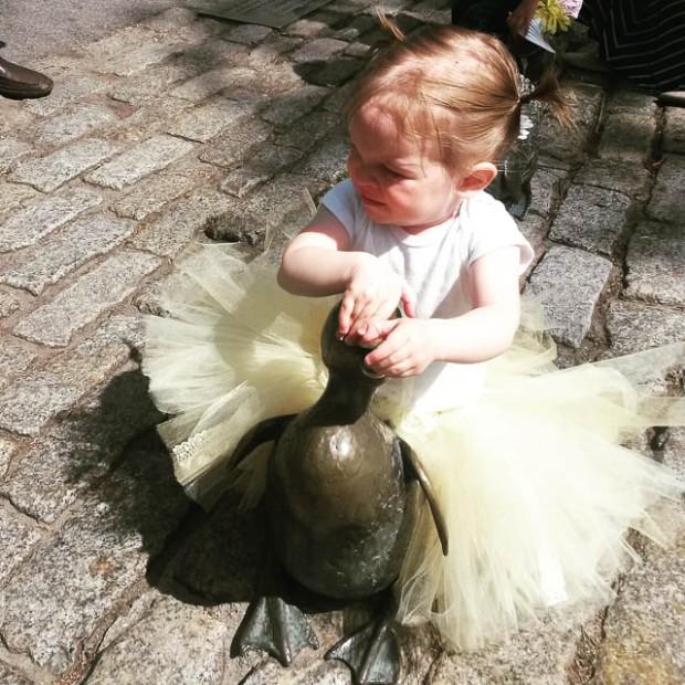 Make Way for Ducklings Parade 2015-31