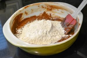 Peanut Butter Swirl Brownies-9