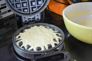 The Best Buttermilk Waffles-10