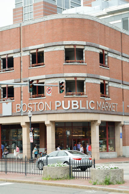 Boston Fresh Produce Market