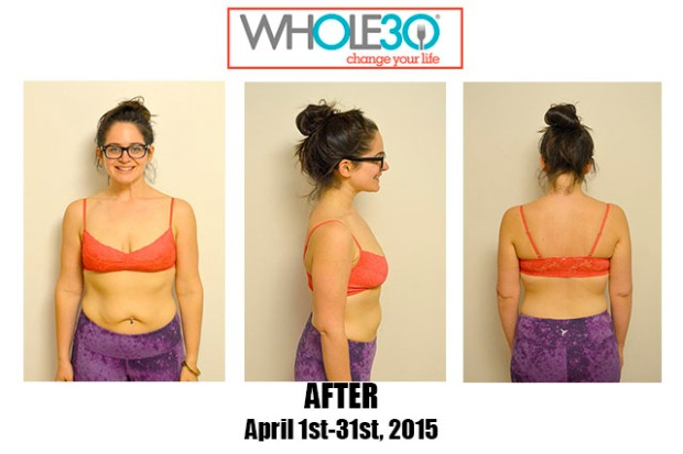 Nicole Whole30 April 2015 AFTER